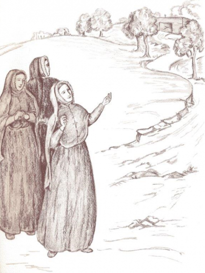 Join us for the Reenactment of St. Rose Philippine Duchesne's 1818 Arrival in St. Charles Outdoor Jaycee Stage in Frontier Park 500 South Riverside Drive St. Charles, Missouri 63301
